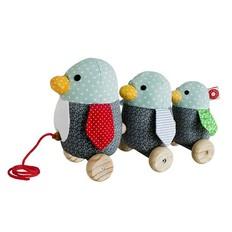 Franck & Fischer Gufo Pull Toy