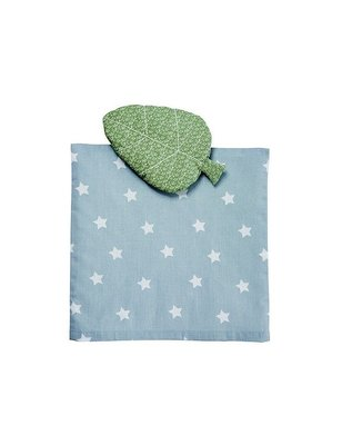 Franck & Fischer Blanket and pillow to hug, organic cotton, certified