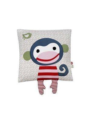 Franck & Fischer Pillow Monkey, organic cotton