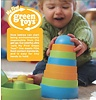 Green toys Stacker, recycled plastic, no pvc, no phthalates, no bpa