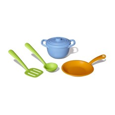 Green toys Chef Set, recycled plastic