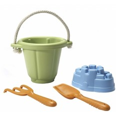 Green toys Sand play set, recycled plastic