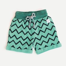 Indikidual Shorts Zack Zig Zag