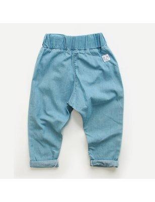 Indikidual Pants Boycie, Denim, light wash