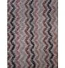 Klippan Deken Mozaiek Rood / Roze, 100 % lamswol