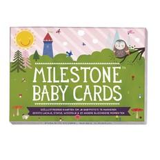 Milestone cards Milestone baby cards Nederlands