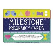 Milestone cards Milestone pregnancy cards Dutch