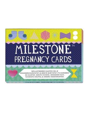 Milestone cards Milestone pregnancy cards Dutch, FSC paper Made in Belgium This Site