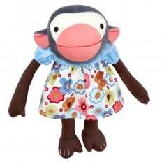 Franck & Fischer Frida Plush Monkey