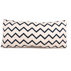 Nobodinoz Pillow Averell Black ZigZag