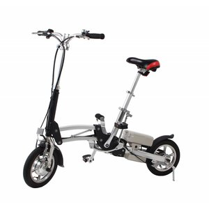 Electric Folding Bicycle