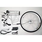 Ombouwset fiets