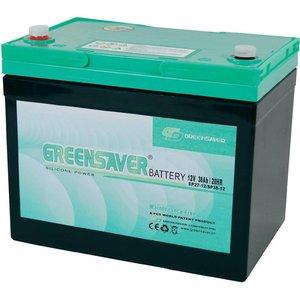 Comodo Vervangingsset batterijen Greensaver SP27-12
