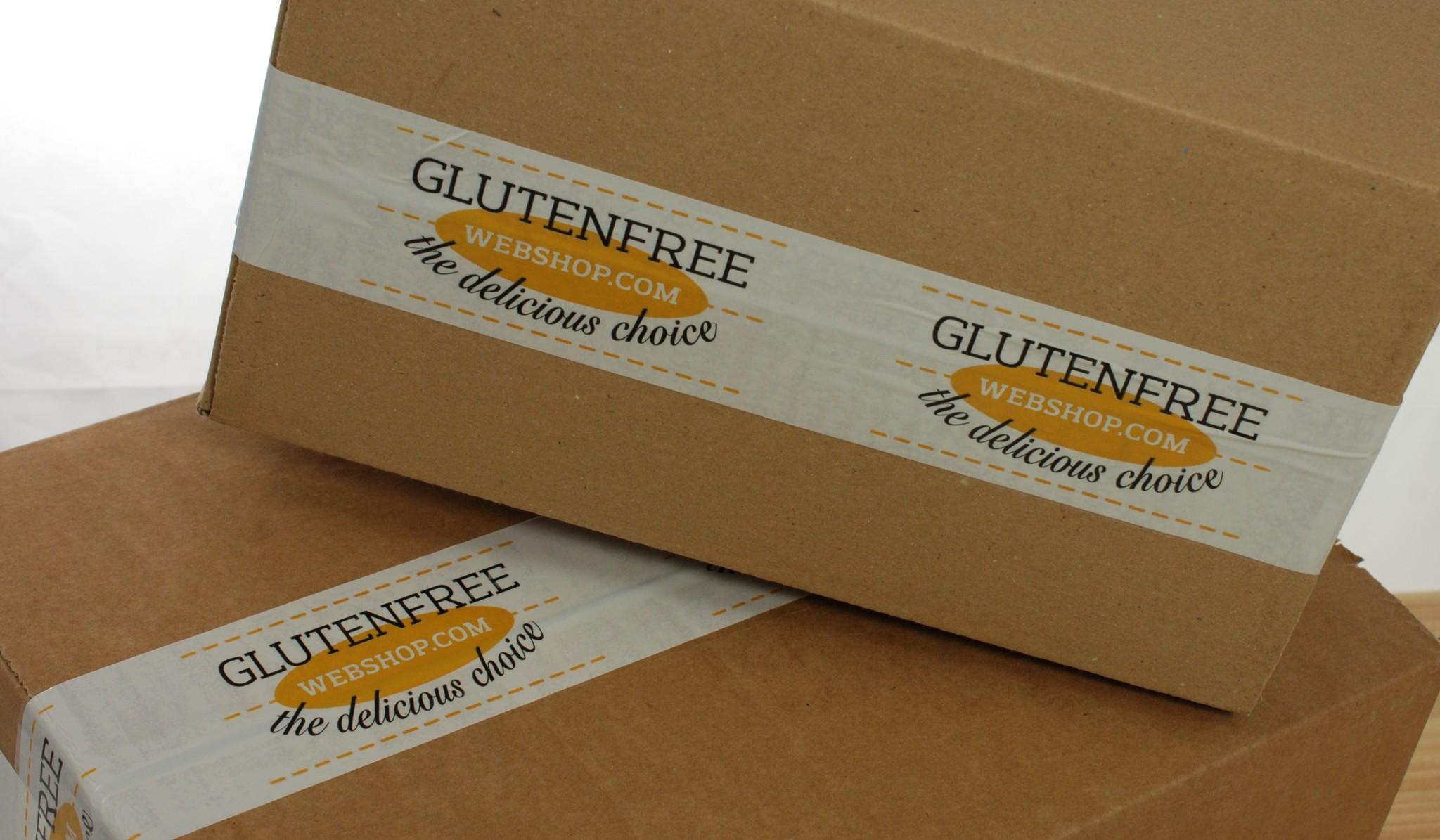 Bezorgvoorwaarden Glutenfreewebshop.com