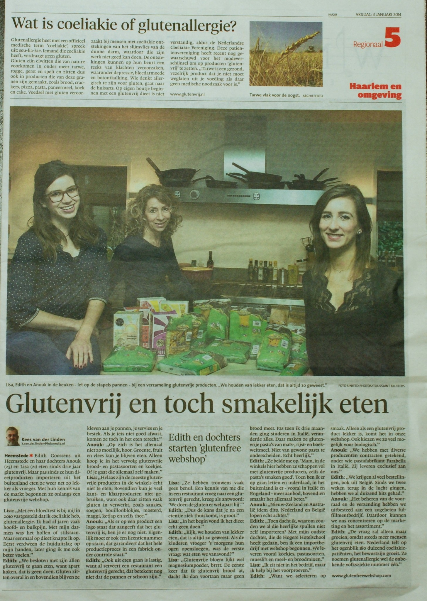 Artikel Glutenfreewebshop.com in HD
