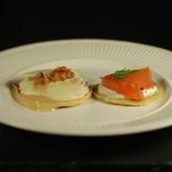 Hartige Blini's op 2 manieren, zonder gluten!