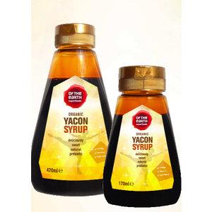 Yacon siroop