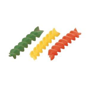 Fusilli tricolore