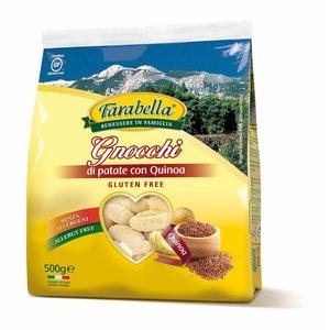 Gnocchi met guinoa voor minder koolhydraten en meer vezels