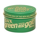 Dax Green and Gold Hairwax