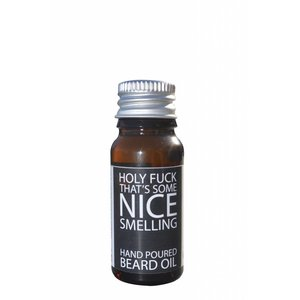 SLC Brand Baardolie Smooth Peppermint 10 ml.