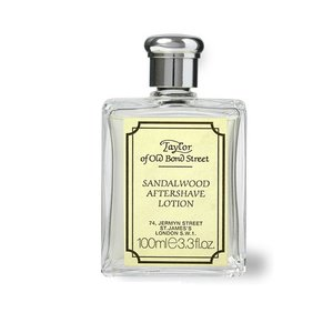 Taylor of Old Bond Street Aftershave Lotion Sandelwood