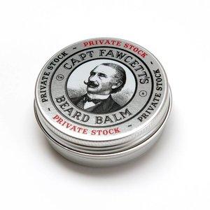 Captain Fawcett Beard Balm Private Stock