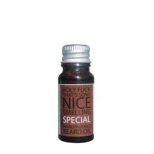 SLC Brand Baardolie Espresso 10 ml.