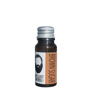 SLC Brand Baardolie Brown Sugar 10 ml.