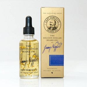 Captain Fawcett Beard Oil Million Dollar