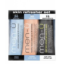 Men-U skin refresher set