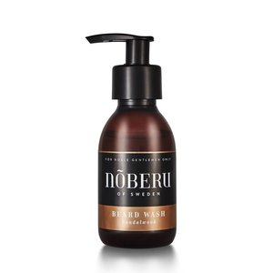 Noberu Beard Wash - Sandalwood