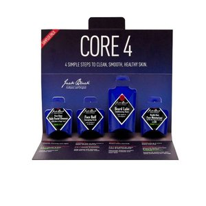 Jack Black Sample Core 4 pack