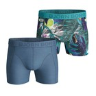 Bjorn Borg 2-pack boxers Mirage Lake Blue