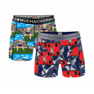 Muchachomalo 2-PACK MEN OLYMPIC