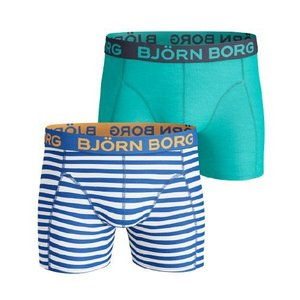 Bjorn Borg Bjorn Borg 2-pack boxers Summer Directoire Blue
