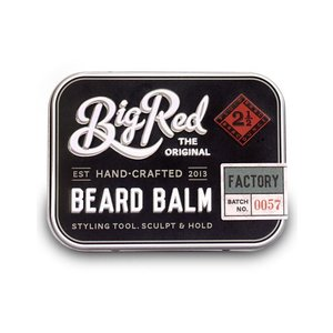 Big Red Beard Combs Baardbalsem Factory