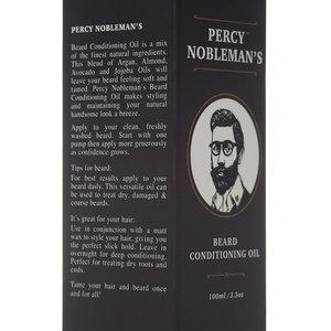 Percy Nobleman Baardolie Original
