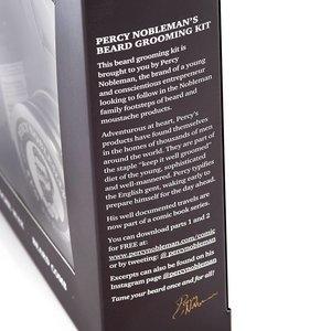 Percy Nobleman Baard Grooming Kit