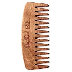 Big Red Beard Combs Baardkam No.9 Cherry