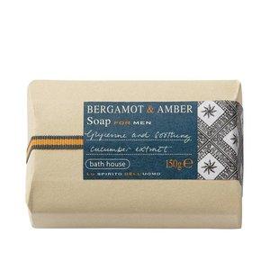 Bath House Badzeep 150g Bergamot & Amber