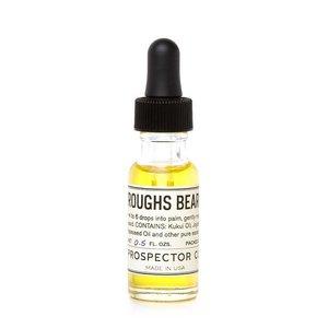 Prospector Co. BURROUGHS BEARD OIL 0.5 oz.