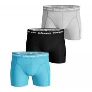 Bjorn Borg 3-pack boxers Seasonal Solids
