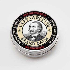Captain Fawcett Bear Balm Barberism