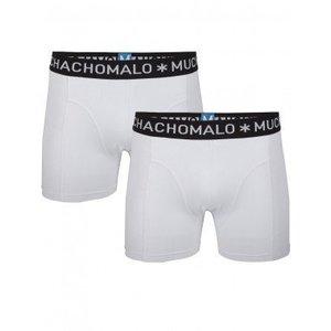Muchachomalo 2-PACK MEN SHORT Wit