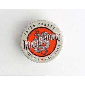 Kingbrown Pomade Kingbrown cream pomade