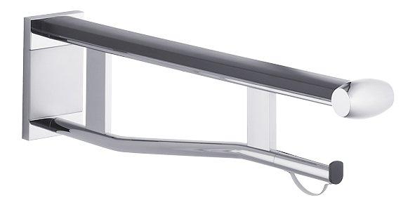 keuco wandsteun wc 850mm lengte serie plan care verchroomd vitasel shop. Black Bedroom Furniture Sets. Home Design Ideas