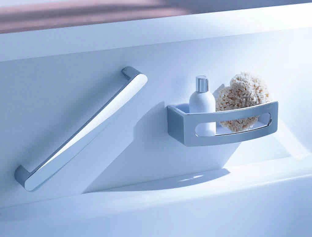 Shower Basket Elegance Keuco (chrome) - Vitasel-shop