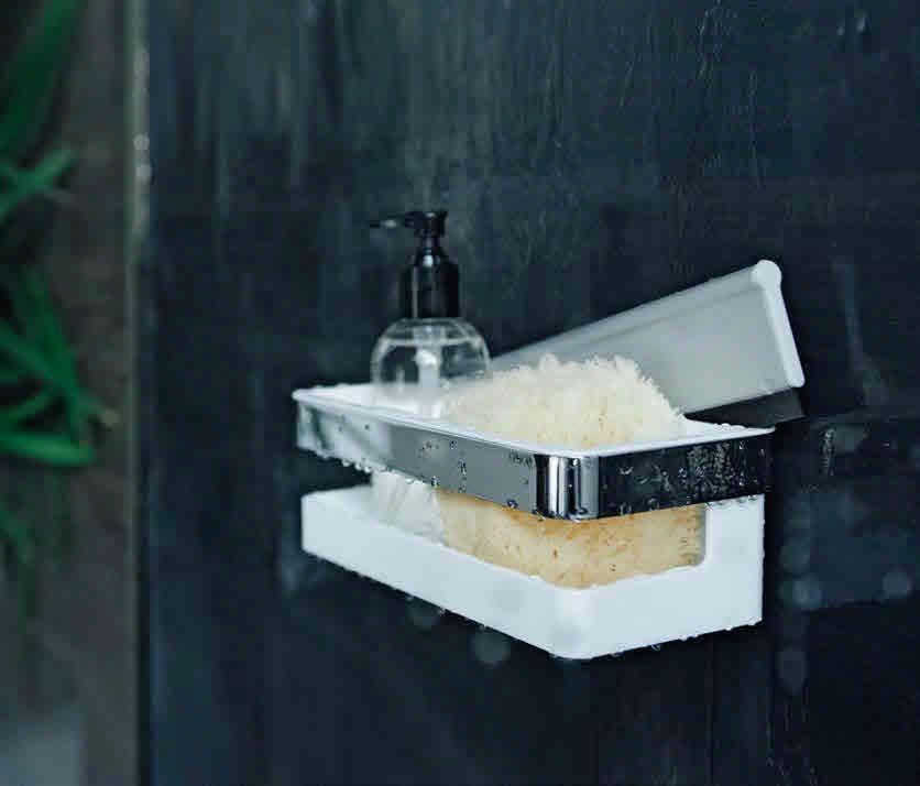 keuco moll douchekorf ge ntrigeerde douchewisser vitasel shop. Black Bedroom Furniture Sets. Home Design Ideas