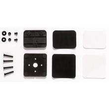 Intersteel Bevestigingsset voor op glas tbv meubelslot Chip Lock